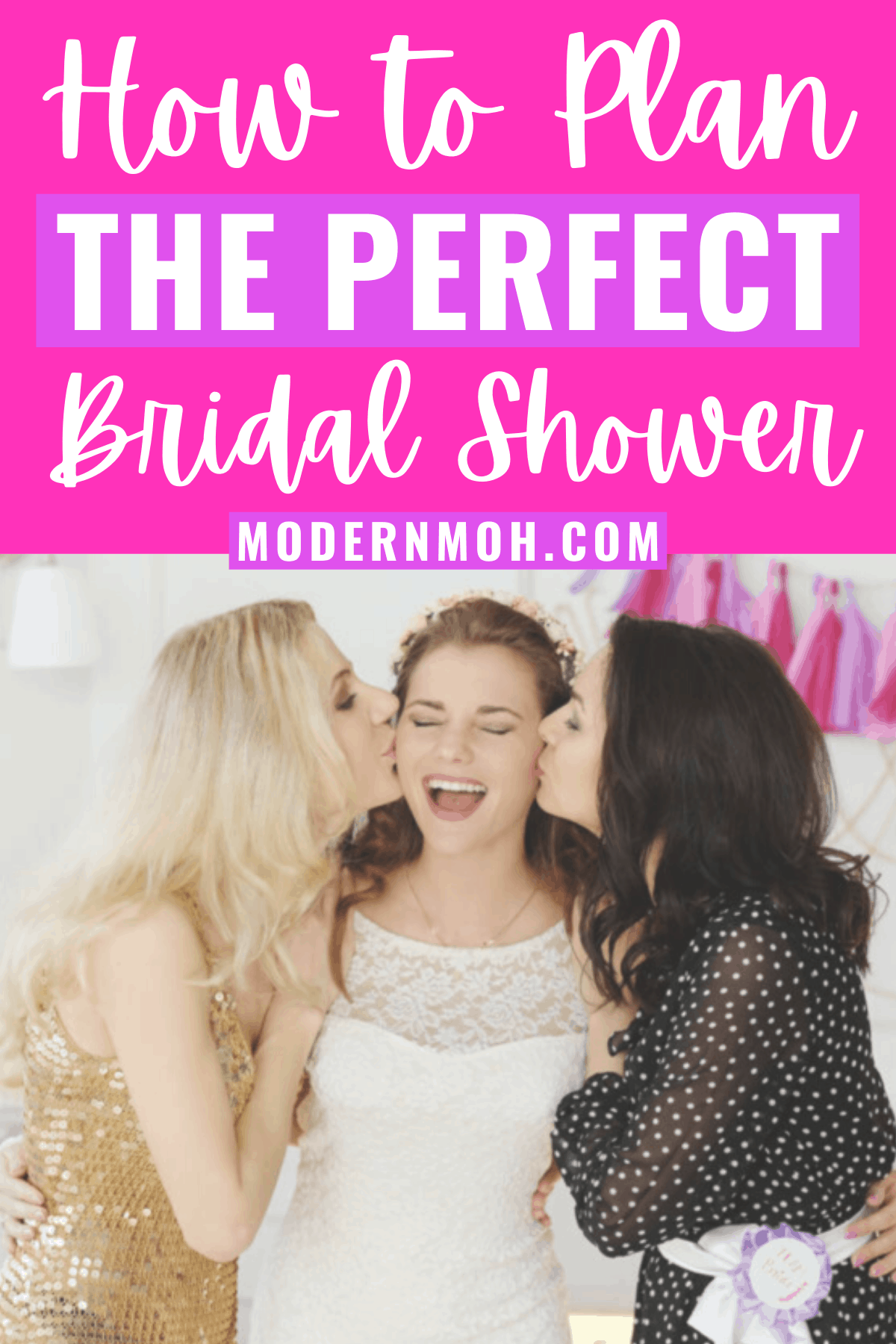Bridal Shower Planning Checklist and Etiquette Tips