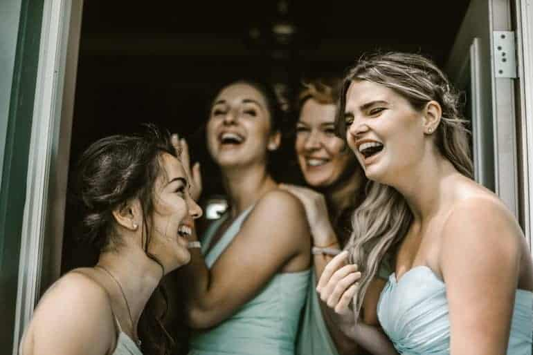 4 steps to getting to know your fellow bridesmaids modern moh 4 steps to getting to know your fellow bridesmaids m4hsunfo