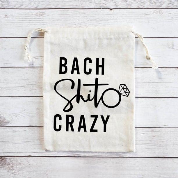bach shit crazy bag