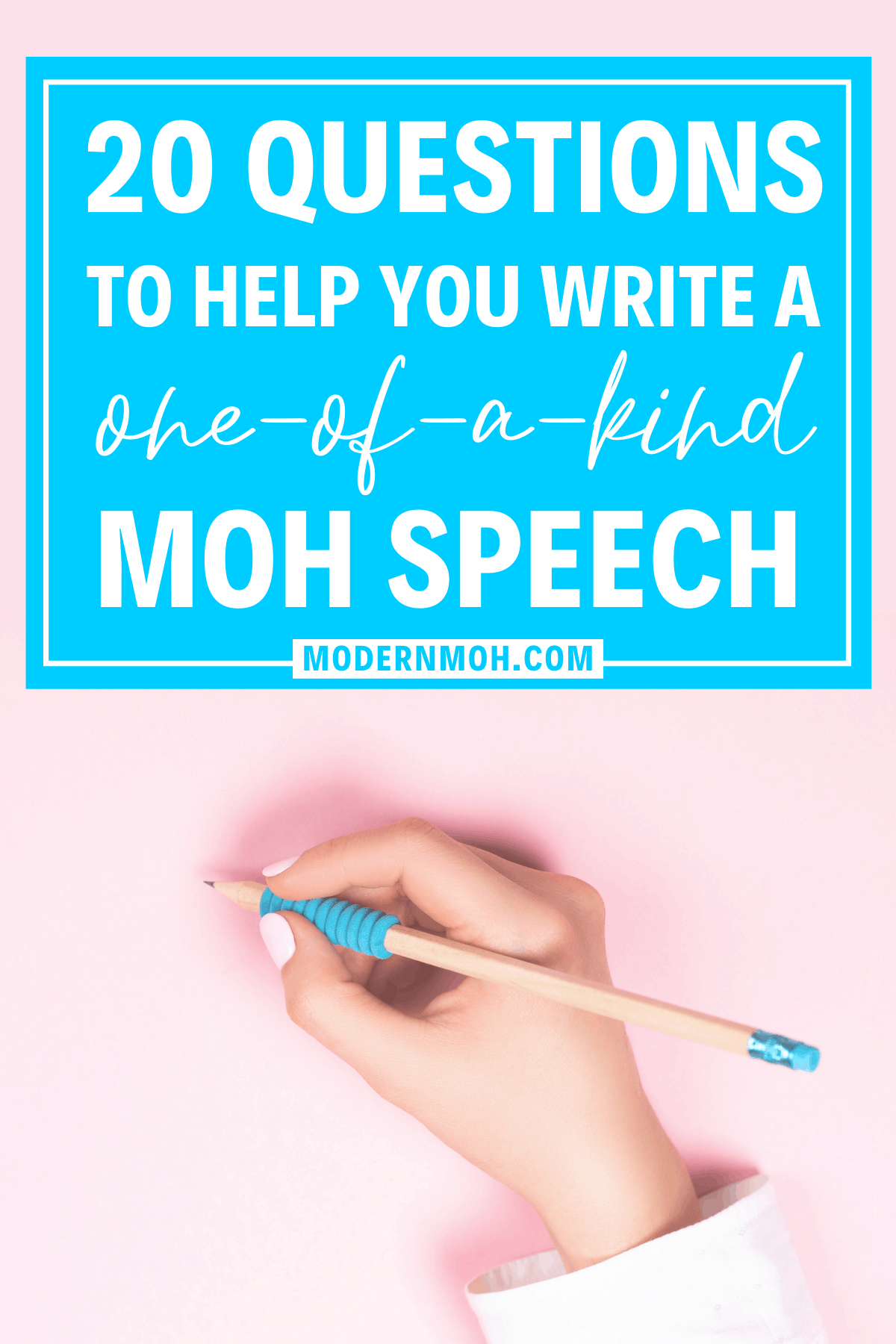 20 Questions to Help You Write Your Maid of Honor Speech