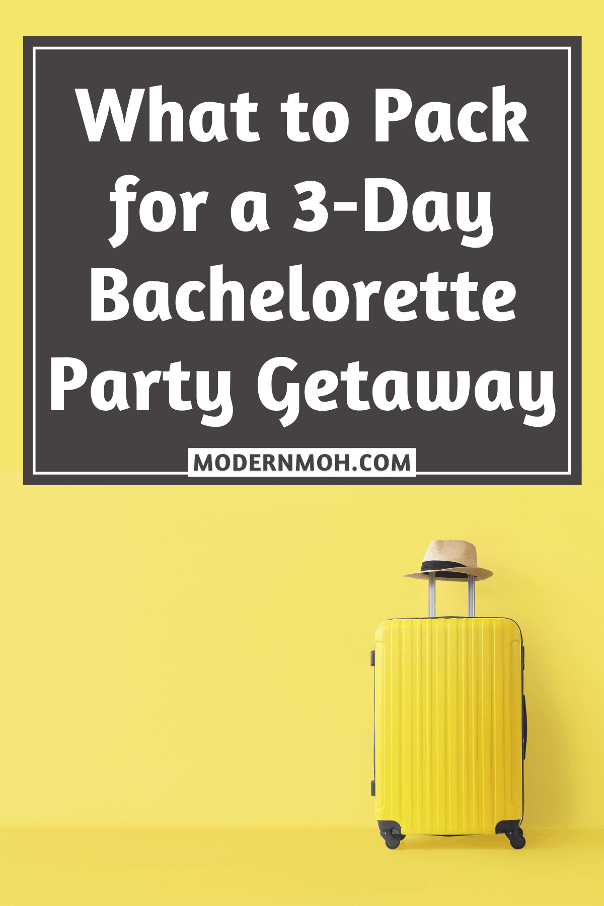 What to Bring to a Bachelorette Party: The Ultimate Packing List