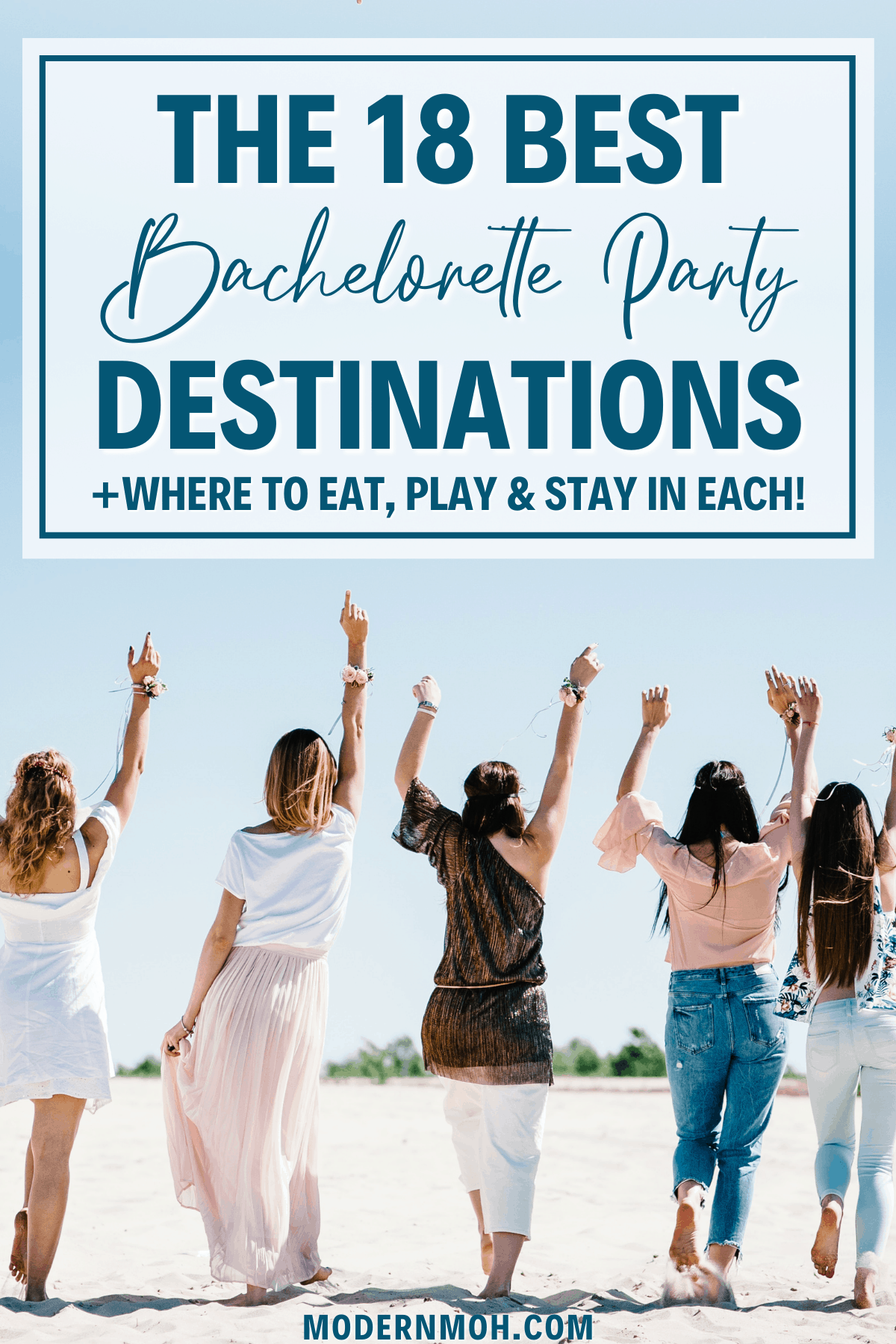 18 Best Bachelorette Destinations: How to Party like a Local