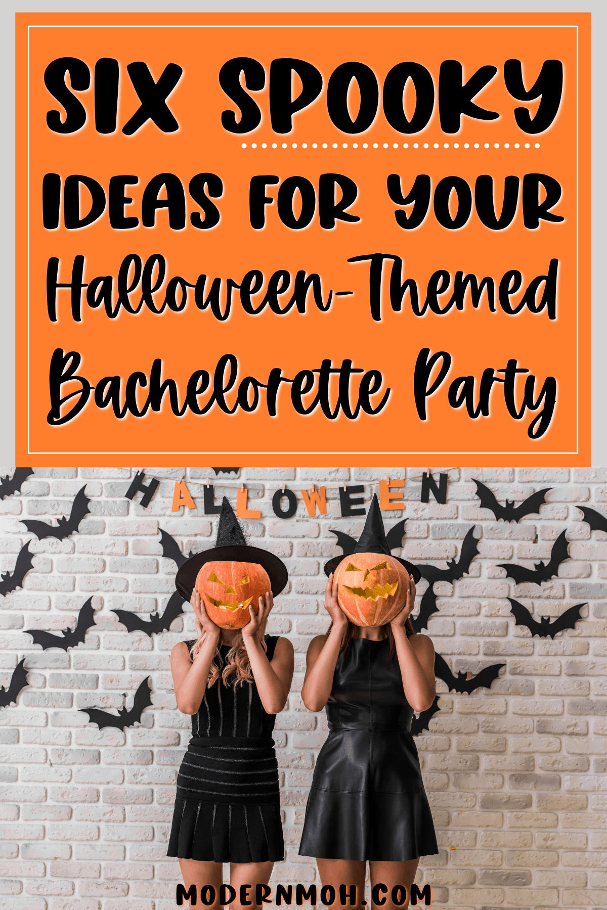 6 Halloween Bachelorette Party Ideas for a Spooky Good Time