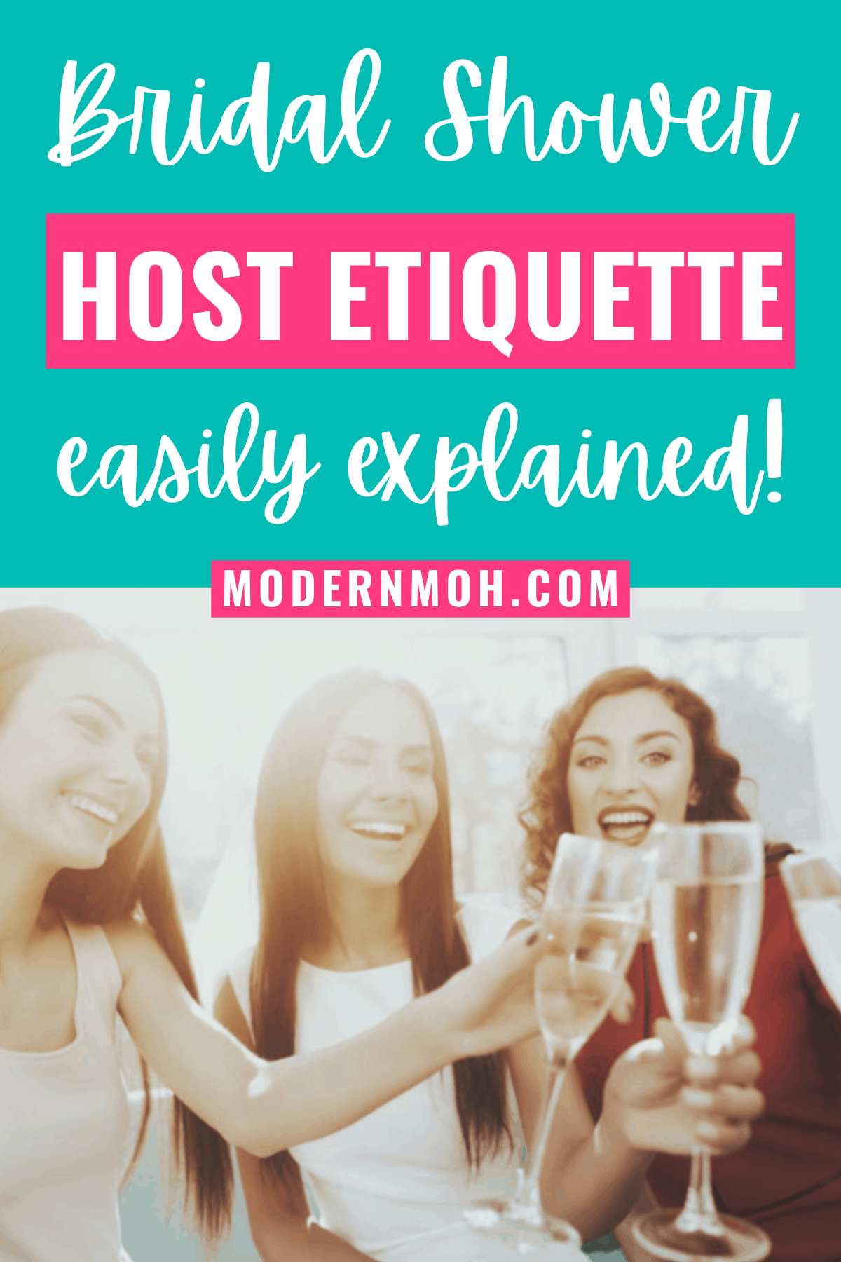 Bridal Shower Etiquette for the Maid of Honor