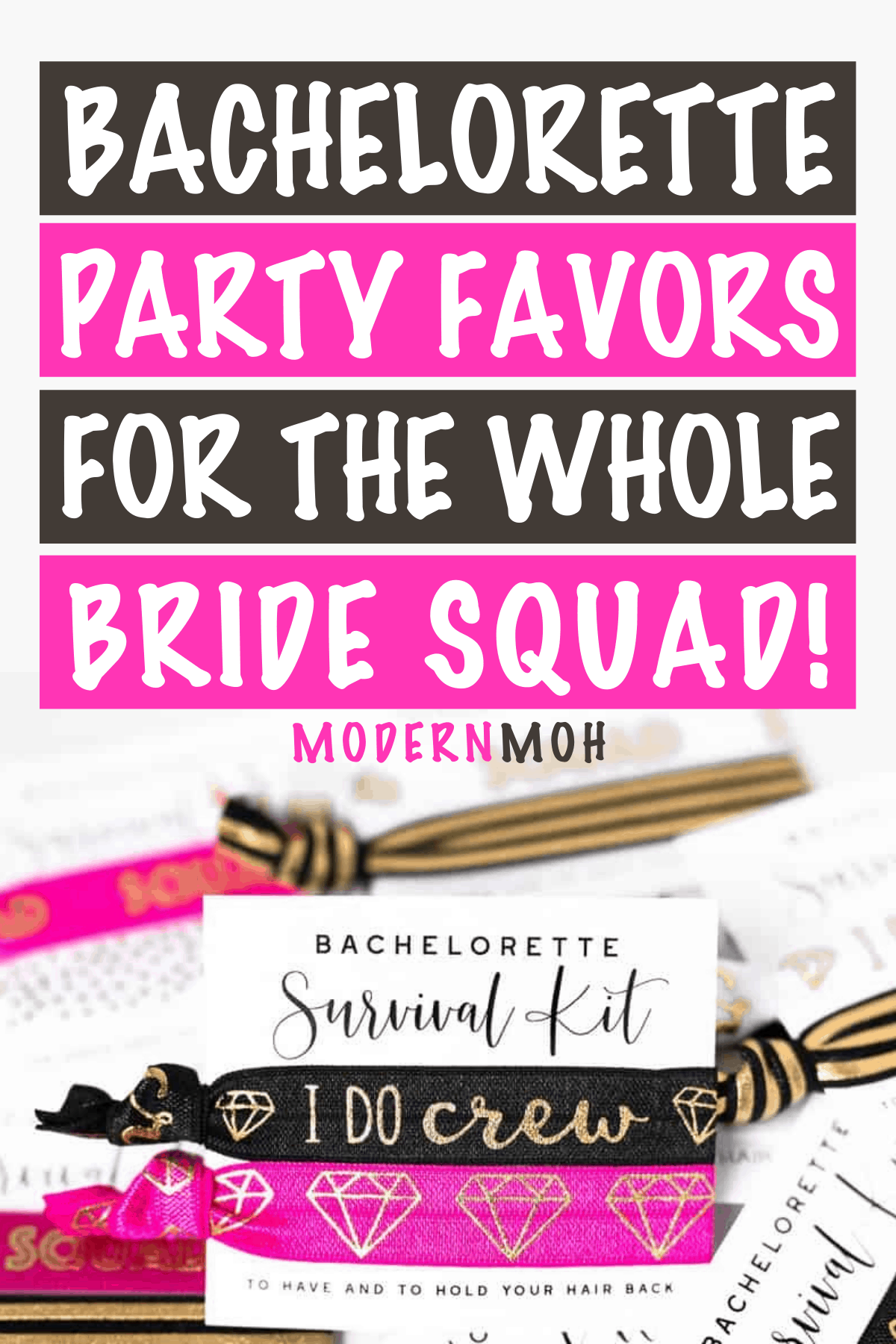 10 Bachelorette Party Favors for Your Girls Weekend