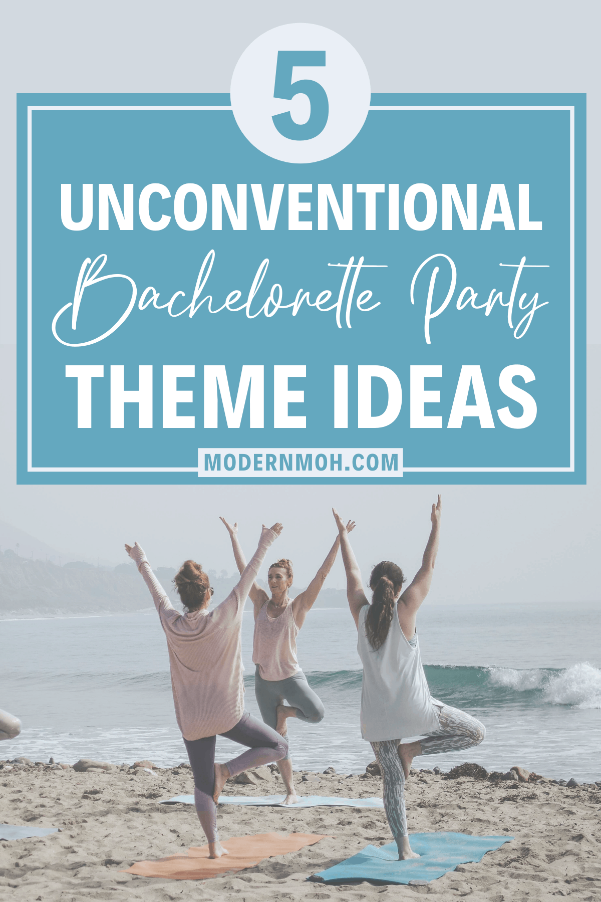 5 Bachelorette Party Themes That Are Totally Unique