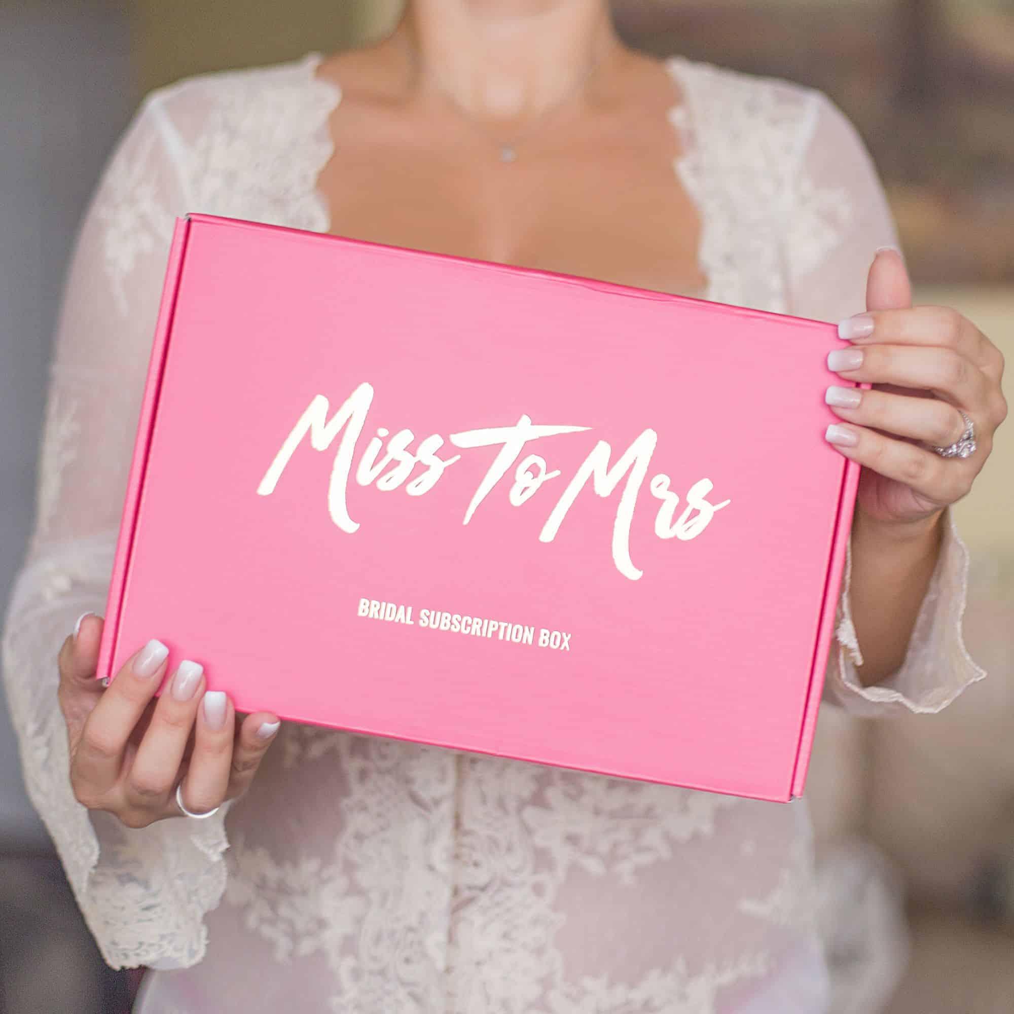 Miss to Mrs Box