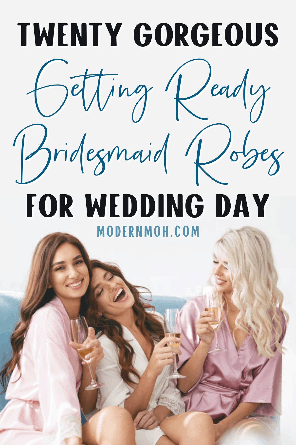 20 Bridesmaid Robes for a Picture-Perfect Wedding Morning