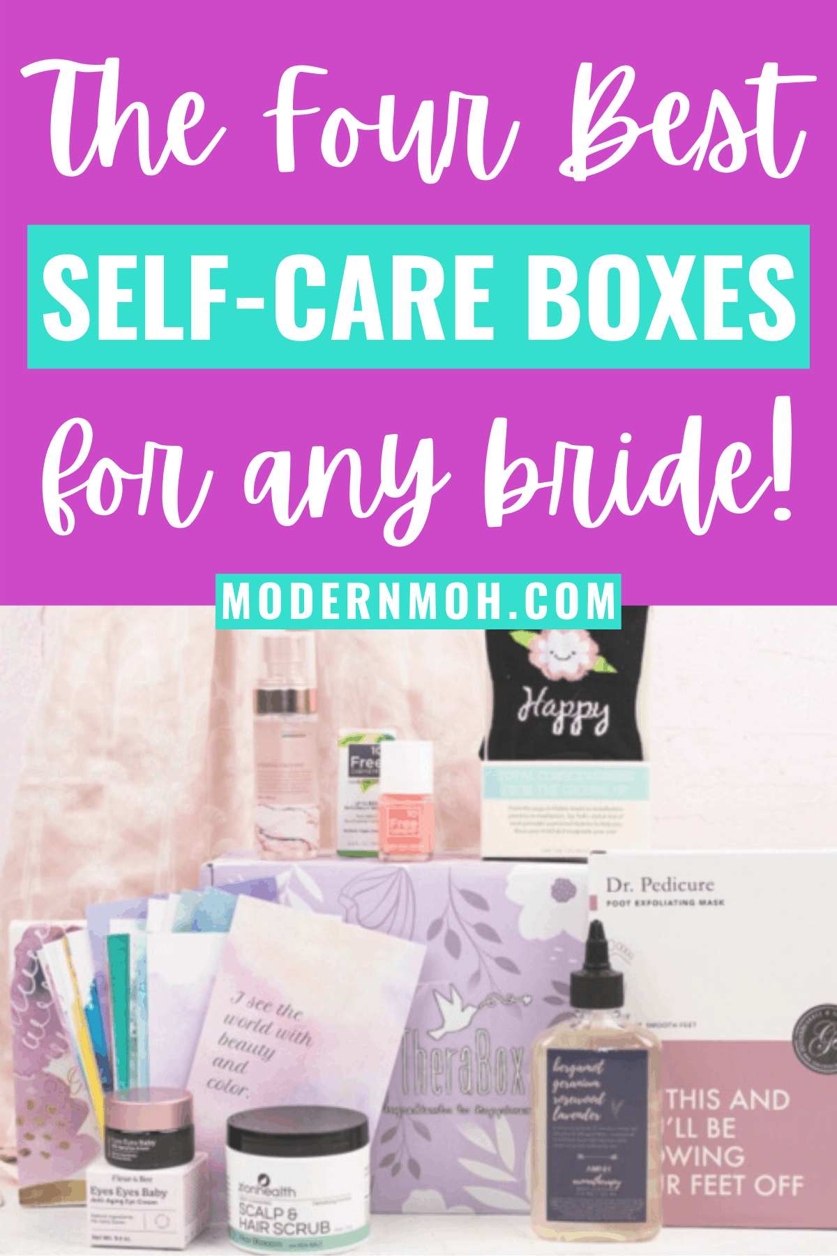 4 Self-Care Subscription Boxes for Every Type of Bride-to-Be