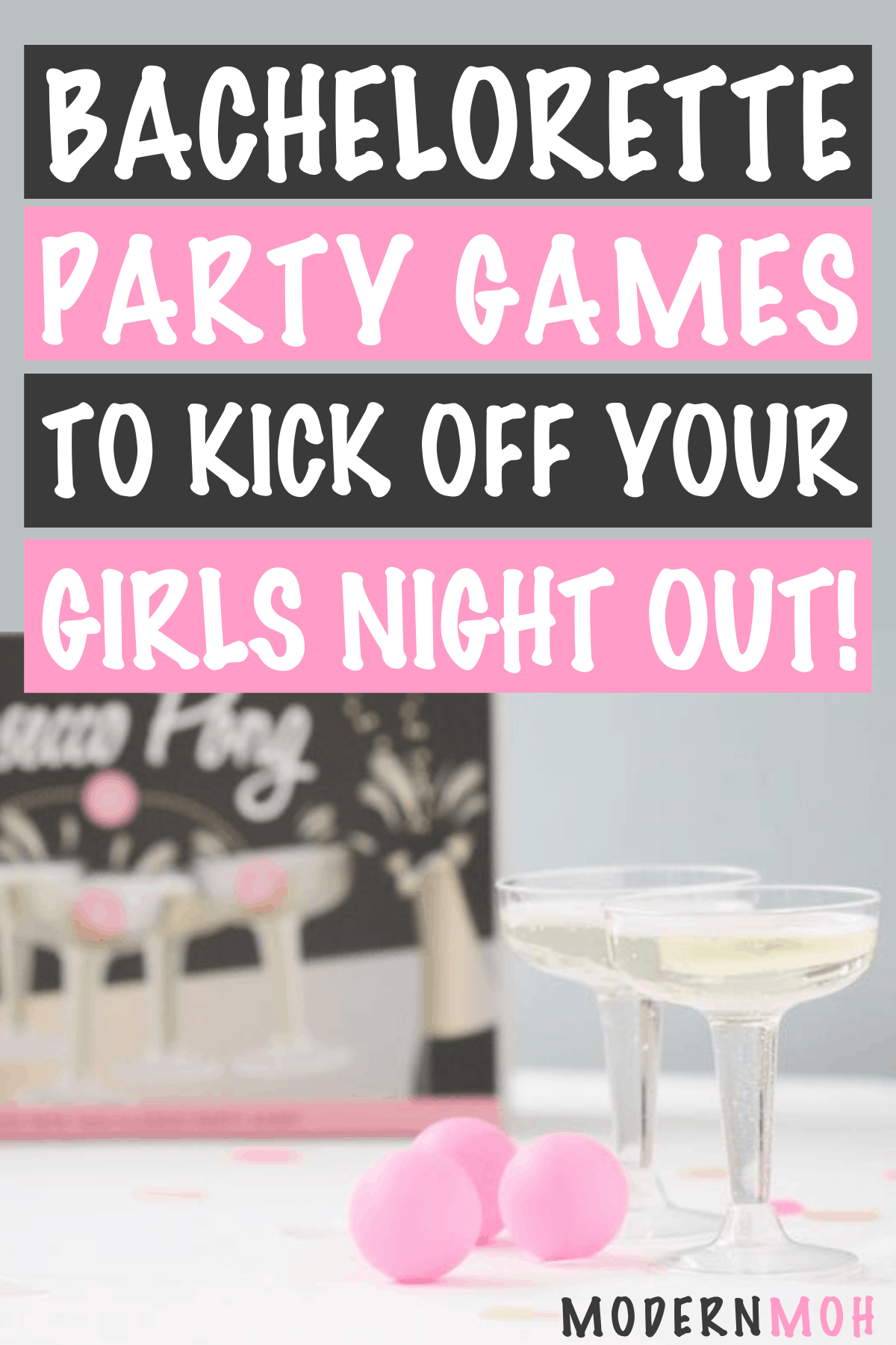 10 Bachelorette Party Games to Kick Off Your Girls Night Out