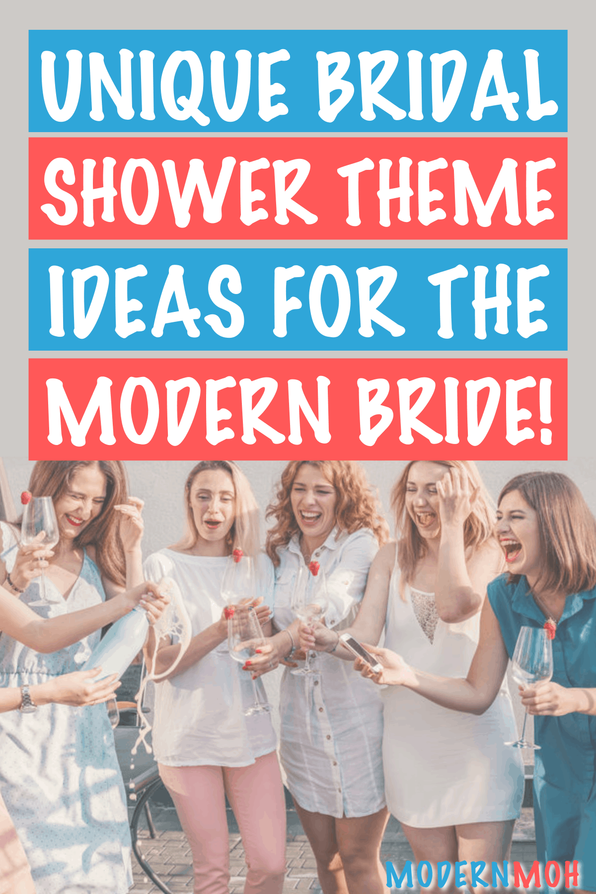 8 Bridal Shower Themes for the Modern Bride