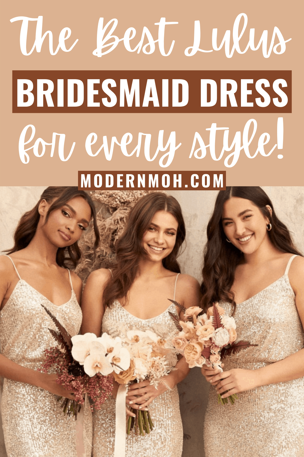 12 Lulus Bridesmaid Dresses for Every Style
