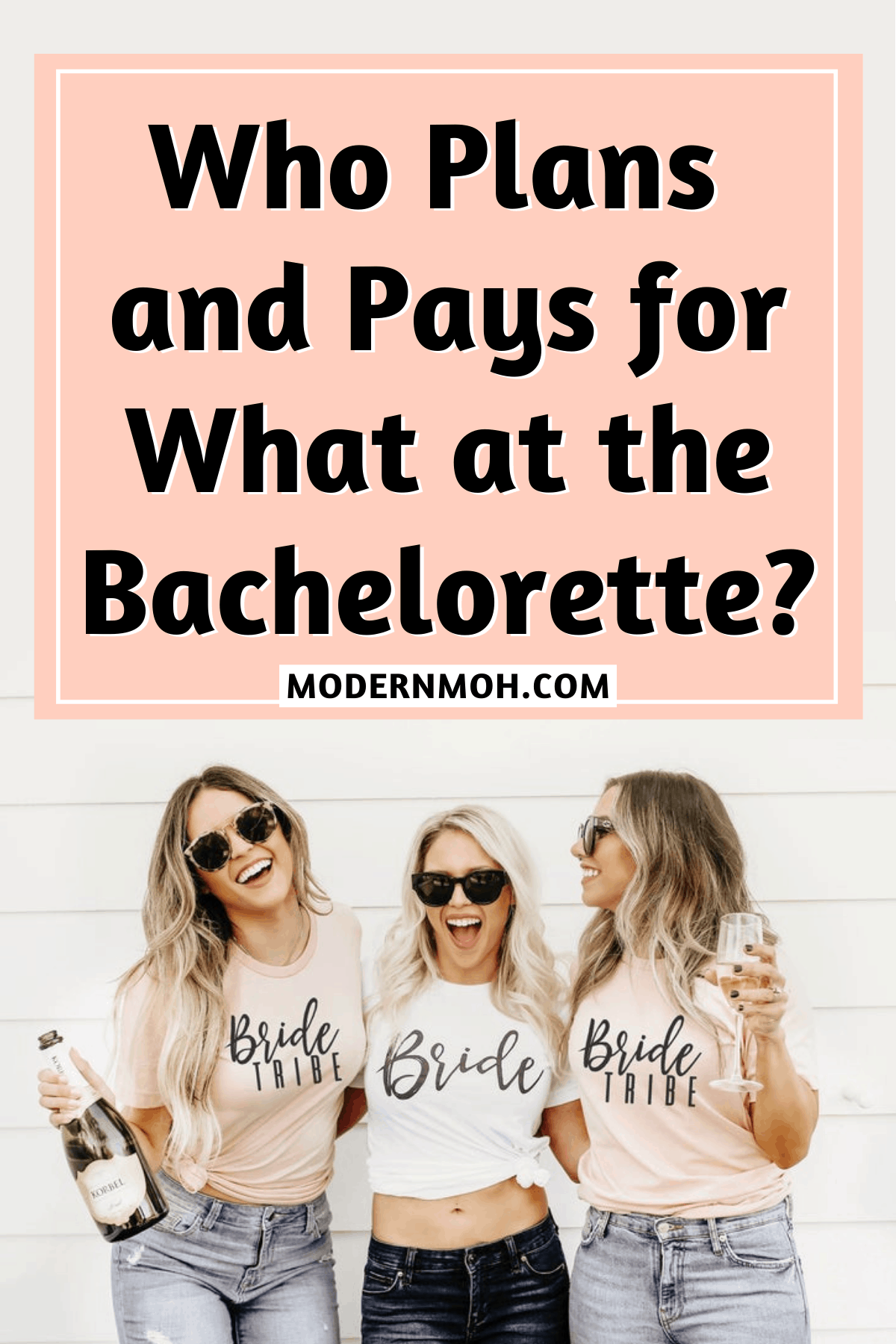 The Answers to All Your Bachelorette Party Etiquette Questions
