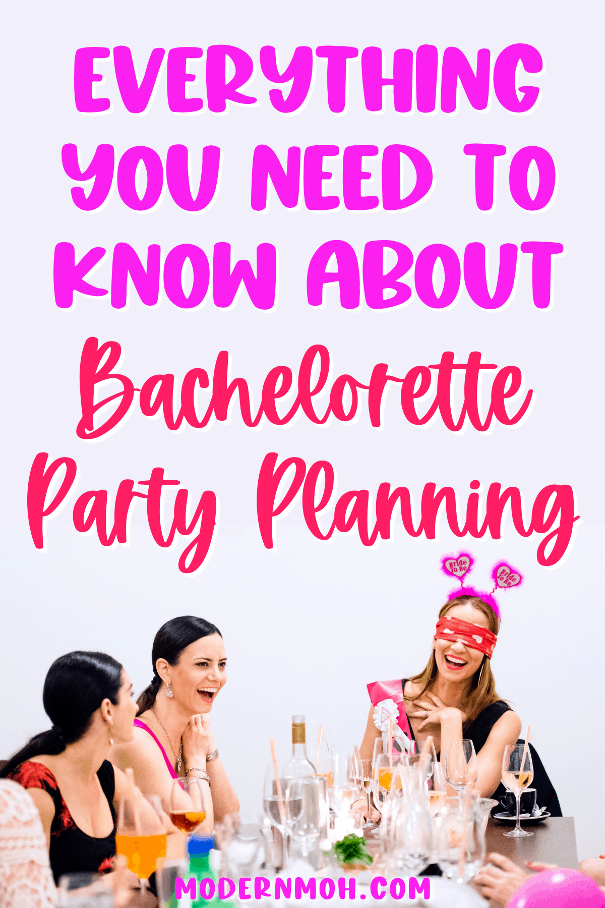 What is a Bachelorette Party? All Your Etiquette Questions Answered