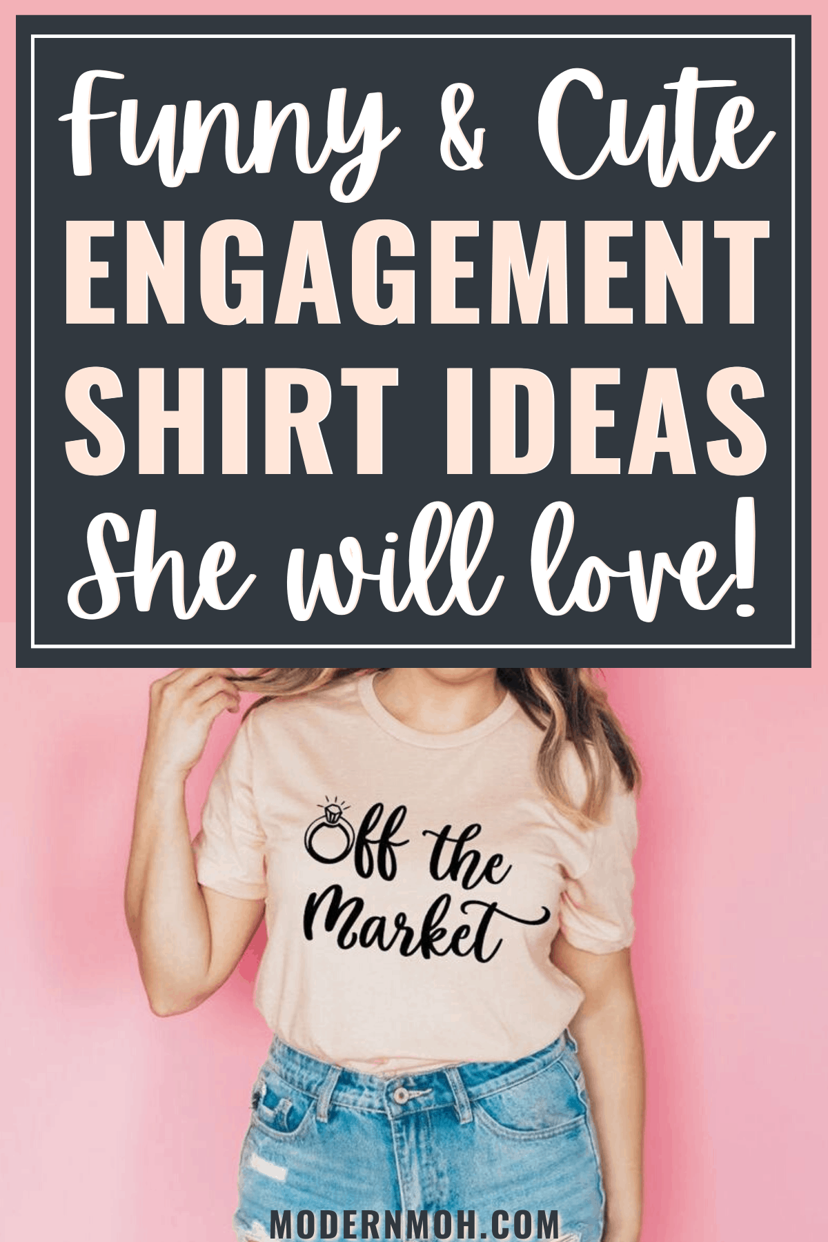 12 Engagement Shirts That Are Totally Adorable