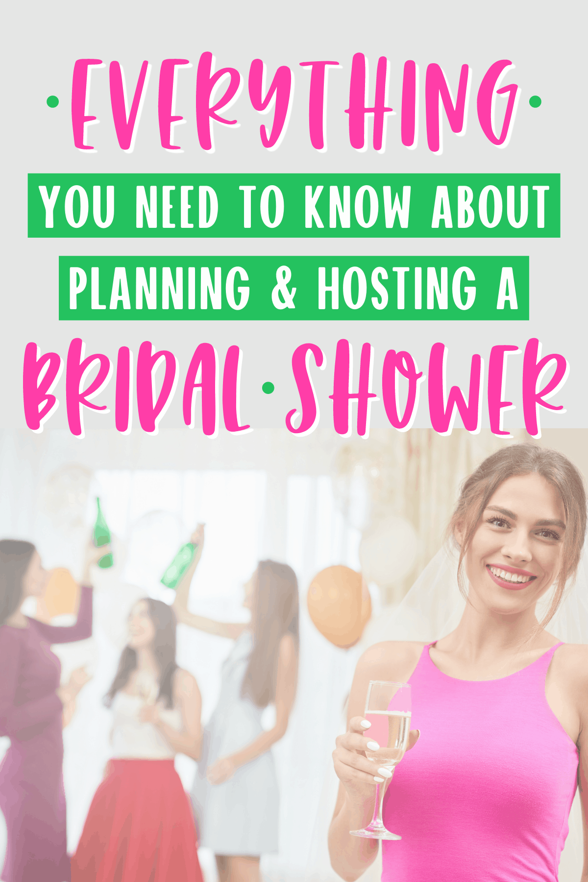 What is a Bridal Shower? Everything You Need to Know