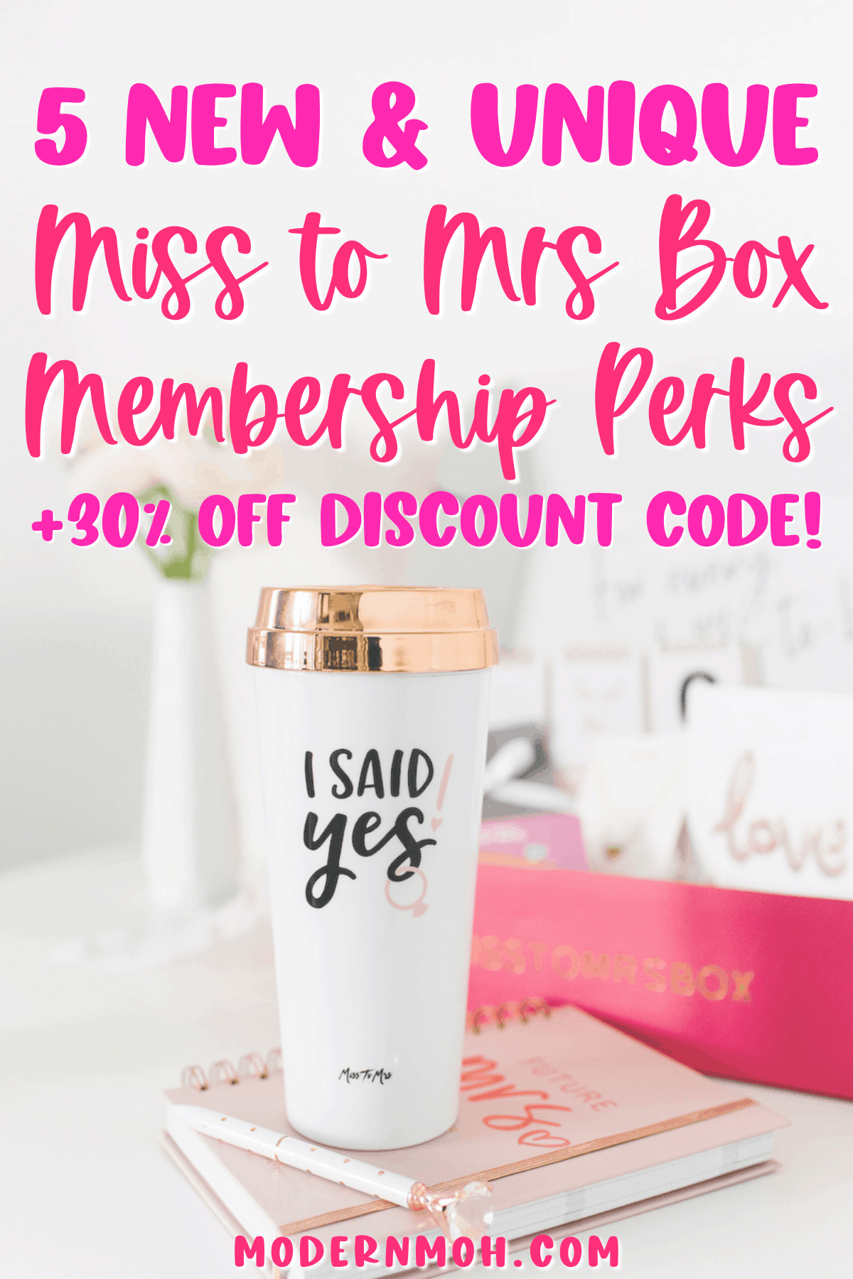 Miss to Mrs Box: The Ultimate Bridal Subscription Service